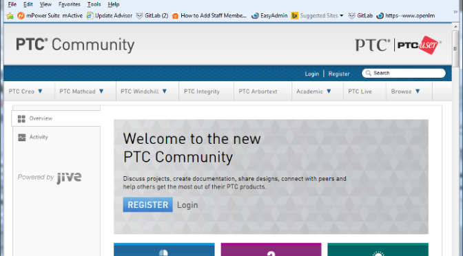 PTC Community – Setting Up Email Streams